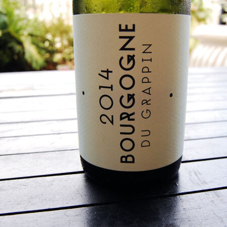 Le Grappin Bourgogne Blanc Du Grappin