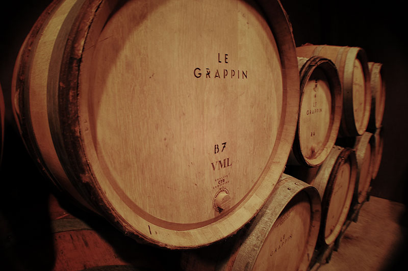 Le Grappin Barrels