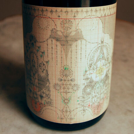 Le Grappin front label