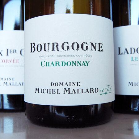 Domaine Michel Mallard Bourgogne Chardonnay