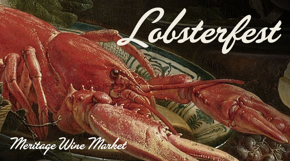 Lobsterfest at Meritage Wine Market