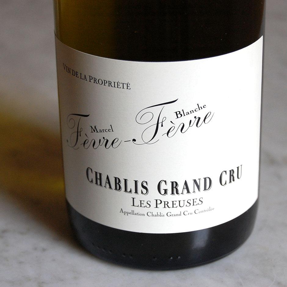 Marcel et Blanche Fevre Chablis Grand Cru Les Preuses