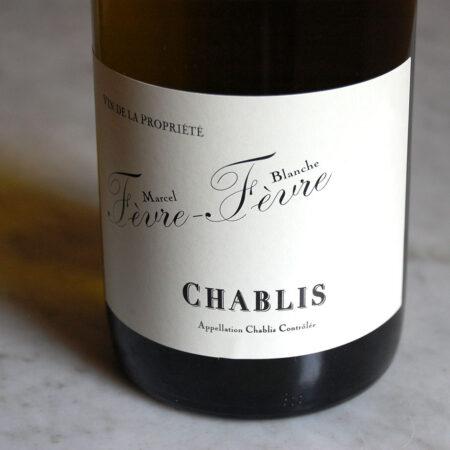 Marcel et Blanche Fevre Chablis A.O.C.