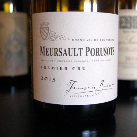 "Domaine Buisson Battault Meursault 1er Cru ""Porusots"""
