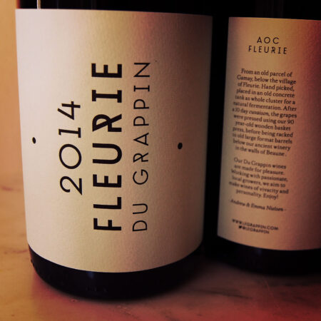 Le Grappin Fleurie du Grappin