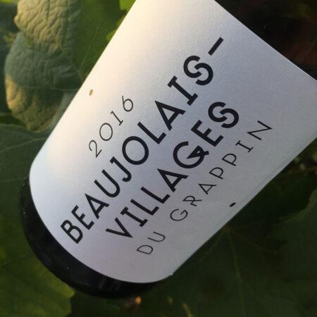 Beaujolais-Villages-Du-Grappin