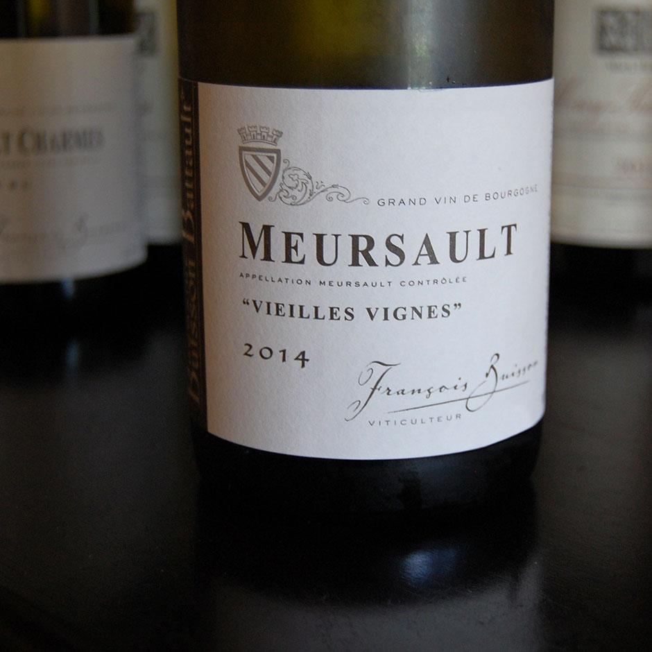 Domaine Buisson Battault Mersault Vieilles Vignes
