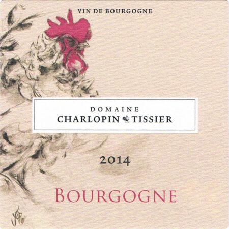 Domaine Charlopin-Tissier 2014 Bourgogne rouge