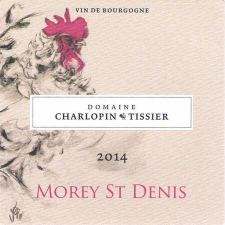 Domaine Charlopin-Tissier 2014 Morey Saint Denis