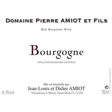 Domaine-Pierre-Amiot-Bourgogne